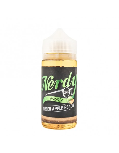 Nerdy Green Apple Peach